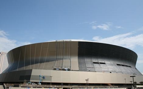 Louisiana Superdome Enhancements