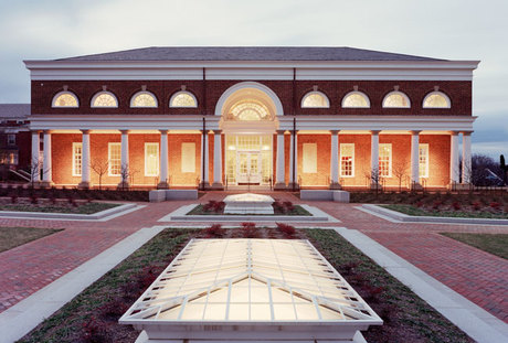 The University of Virginia, Harrison Institute and Small Special Collections Library Awards