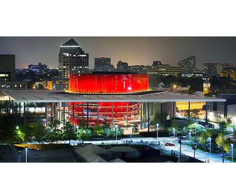 Margot and Bill Winspear Opera House Opens