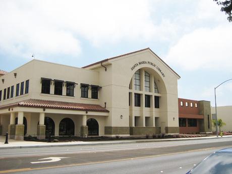 Santa Maria Public Library 1