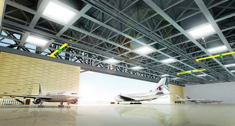 Doha Hanger 1