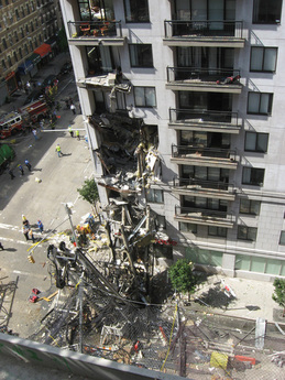 Crane Collapse 4