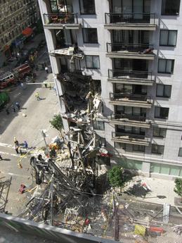 Crane Collapse 4