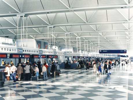 United Airlines Terminal 4