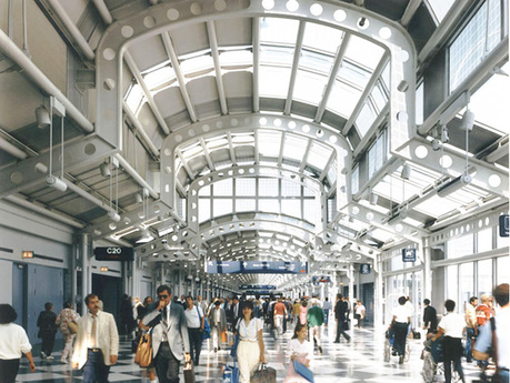 United Airlines Terminal 5