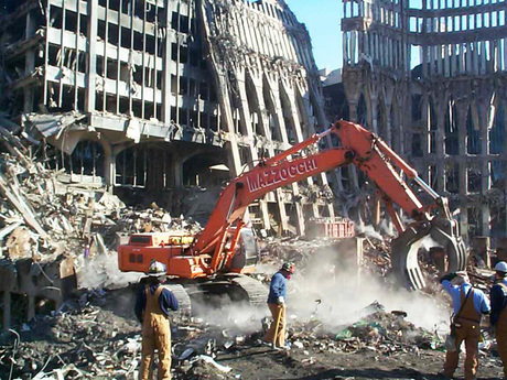 World Trade Center Disaster Response 1