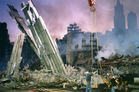 World Trade Center Disaster Response 2