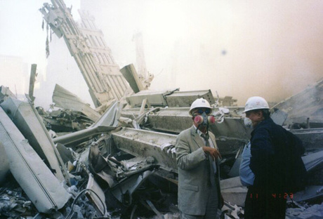 World Trade Center Disaster Response 5