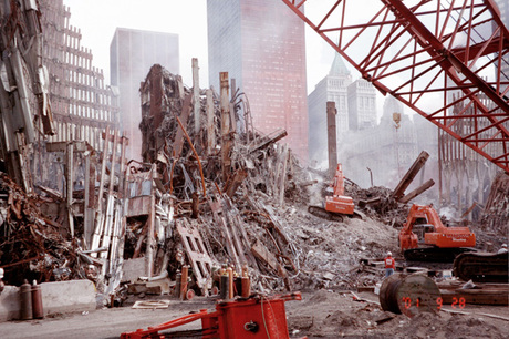 World Trade Center Disaster Response 6