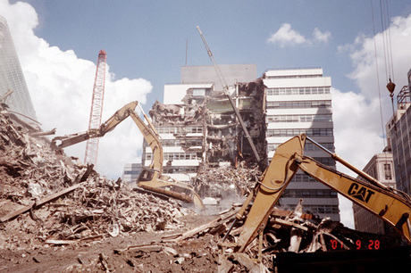 World Trade Center Disaster Response 7