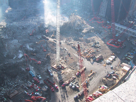 World Trade Center Disaster Response 10