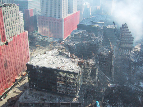 World Trade Center Disaster Response 11