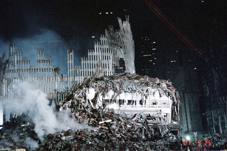 World Trade Center Disaster Response 13