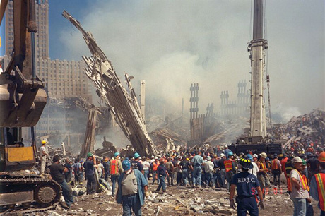 World Trade Center Disaster Response 16