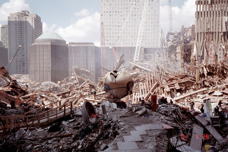 World Trade Center Disaster Response 17