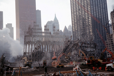 World Trade Center Disaster Response 18