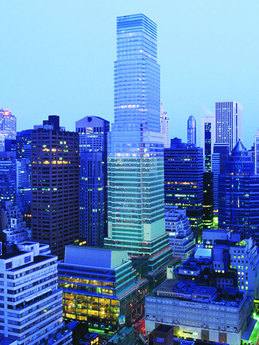 Bloomberg Tower 1