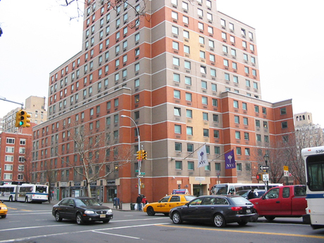 New York University Alumni Hall 1