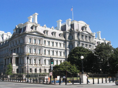 Dwight D. Eisenhower Executive Office Building 1
