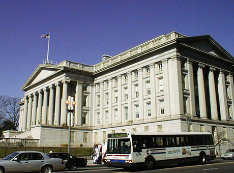Treasury Building 1