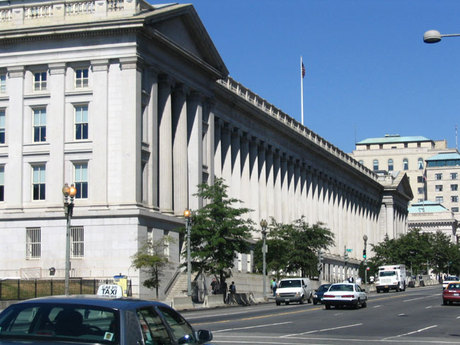 Treasury Building 2