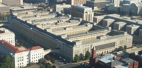 U.S. Department of Agriculture South Building 1