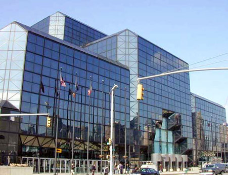 Jacob Javits Convention Center 1