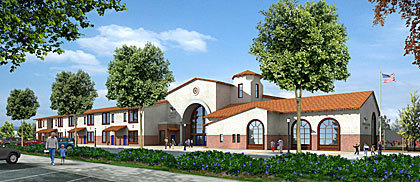 Burbank Elementary School 1
