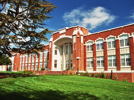 San Mateo High School 1