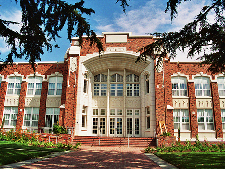 San Mateo High School 2