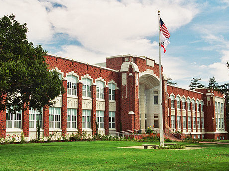 San Mateo High School 3