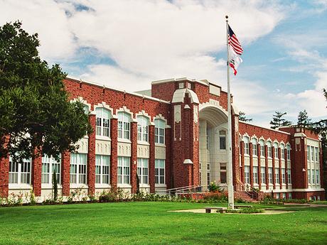 San Mateo High School 3