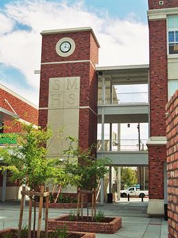 San Mateo High School 5