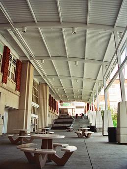 San Mateo High School 6