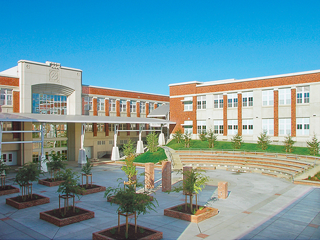 San Mateo High School 7