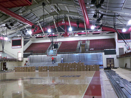 Hagan Arena Expansion 5