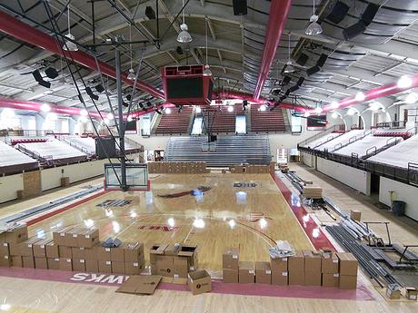 Hagan Arena Expansion 7