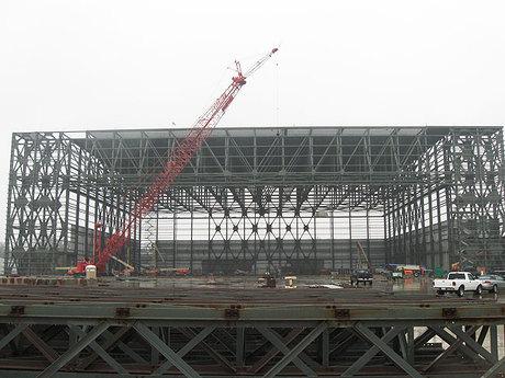 FedEx Airbus Hangar Facility 6