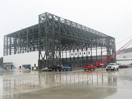 FedEx Airbus Hangar Facility 7