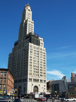 Williamsburgh Savings Bank Tower 1