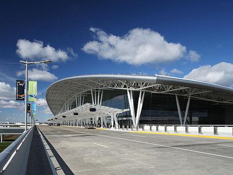 Indianapolis Airport 1