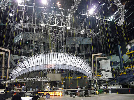 Concert Rigging Services