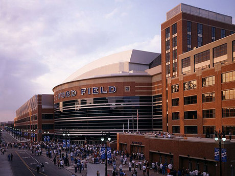 Ford Field 7