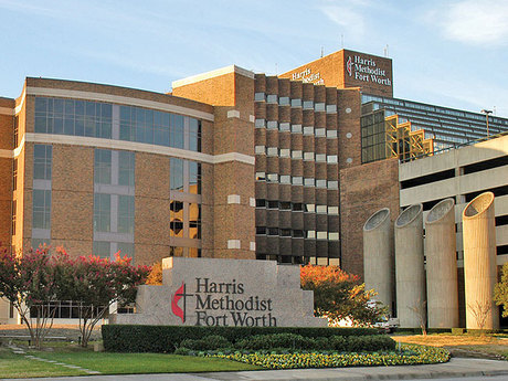 Harris Methodist Fort Worth Heart Center