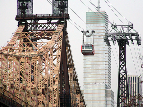 Roosevelt Island Tramway 