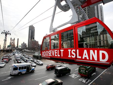 Roosevelt Island Tramway 2