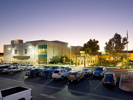 Ridgecrest Regional Hospital Expansion     