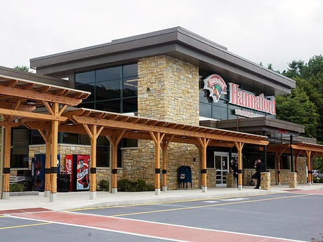 Hannaford Grocery Store