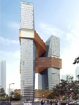 TENCENT Headquarters 