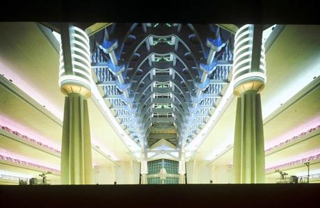 Taipei 101 Interior